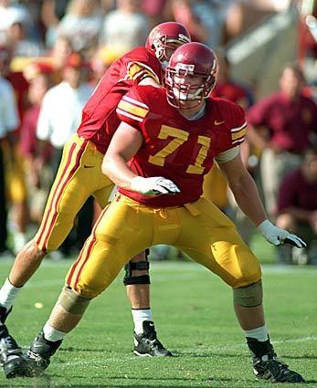 Travis Claridge at USC