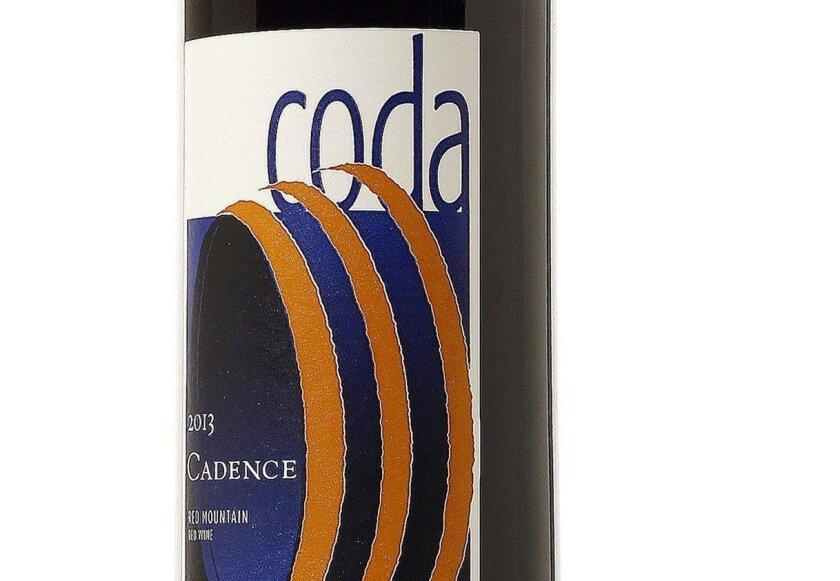 2013 Cadence Coda Red Mountain wine