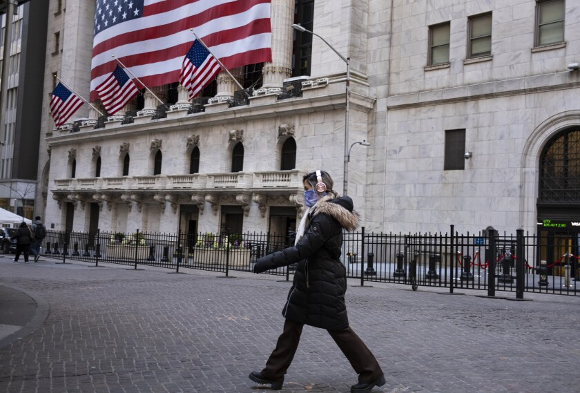 All three major stock indexes plummeted 12% or more on Monday.