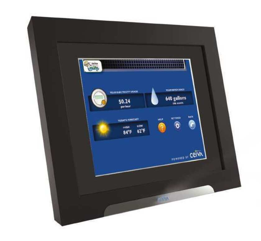 Smart frames to track utility costs for Burbank residents