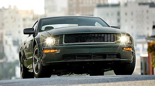 2008 Mustang Bulitt