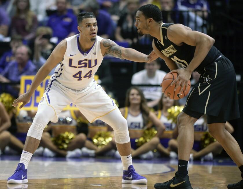 LSU basketball player killed