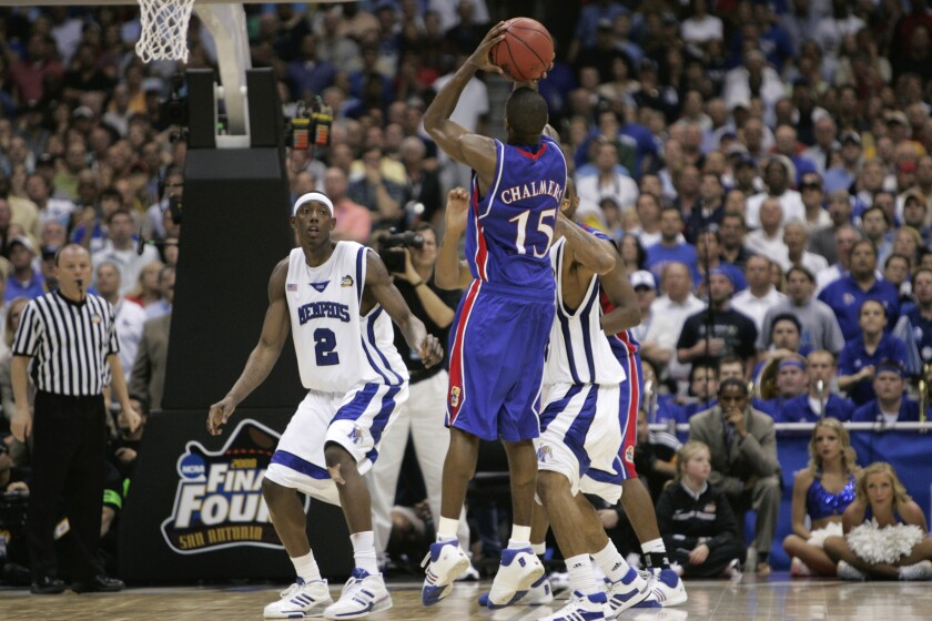 AP Was There Kansas Memphis 2008