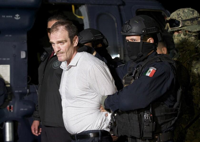 """Héctor """"El Güero"""" Palma, uno de los fundadores del cártel de Sinaloa."""