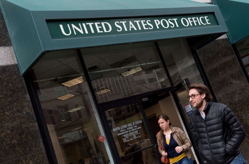 Many foreign post offices, including those in Britain, France, Brazil, New Zealand and Italy, offer financial services. In fact, globally, an average of 17.7% of postal revenue comes from financial services. In that sense, our Postal Service is the notable exception.