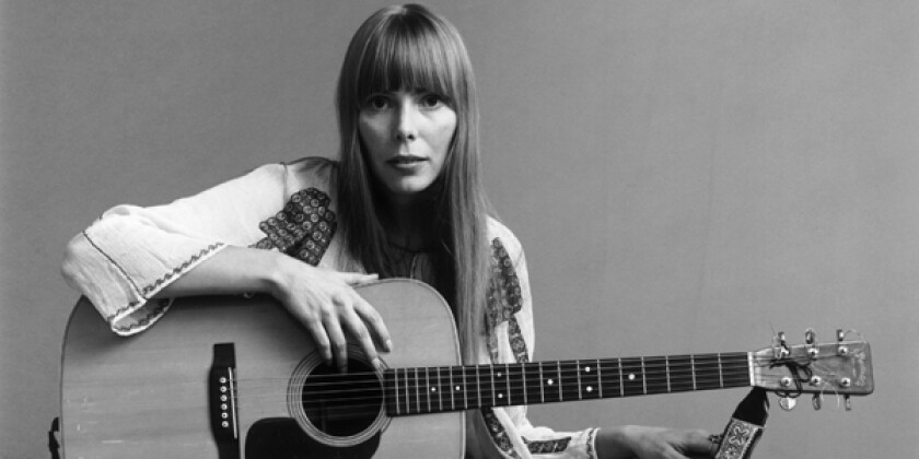 Hollywood Bowl concert focuses on Joni Mitchell's jazz side