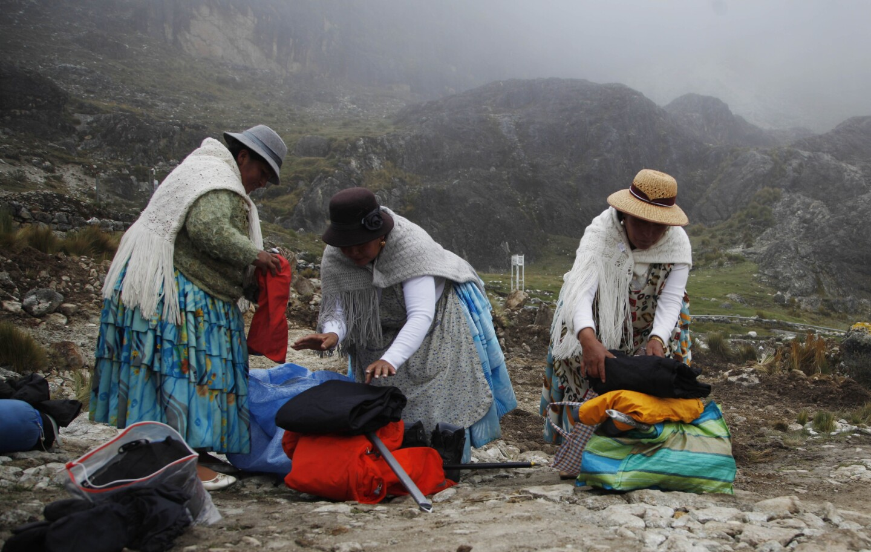 BOLIVIA-CHOLAS ESCALADORAS-FOTOGALERIA