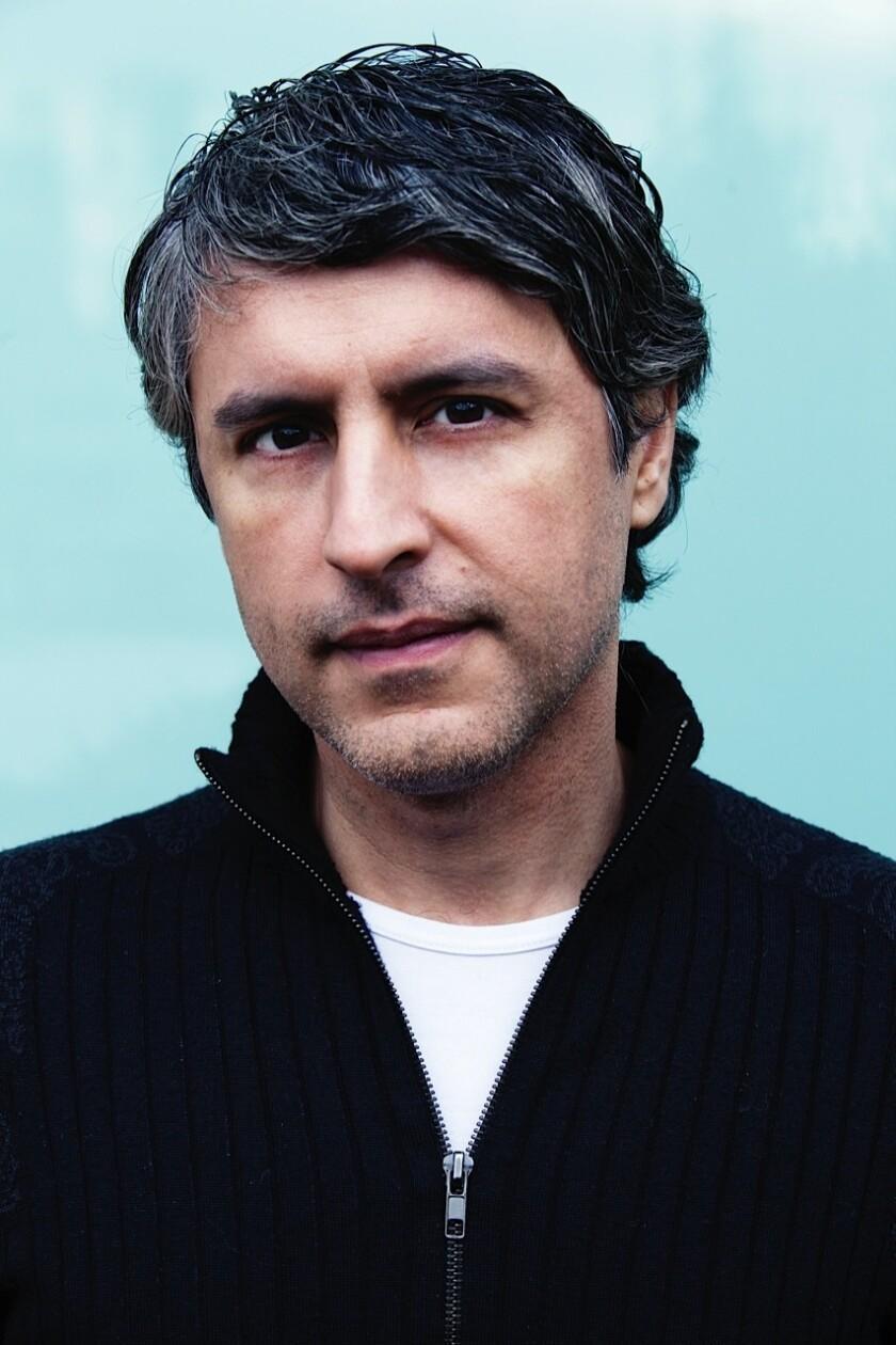 """""""Zealot"""" author Reza Aslan."""