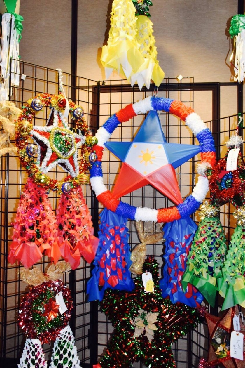 The 23rd annual Parol Lantern Festival will be held on Saturday, Dec. 7.
