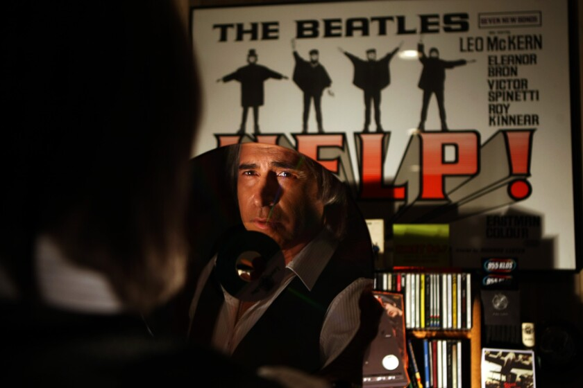 "Chris Carter, host of the weekly, ""Breakfast With the Beatles,"" on KLOS-FM, will celebrate the show's 30th Aaniversary on Sunday, December 15, 2013."