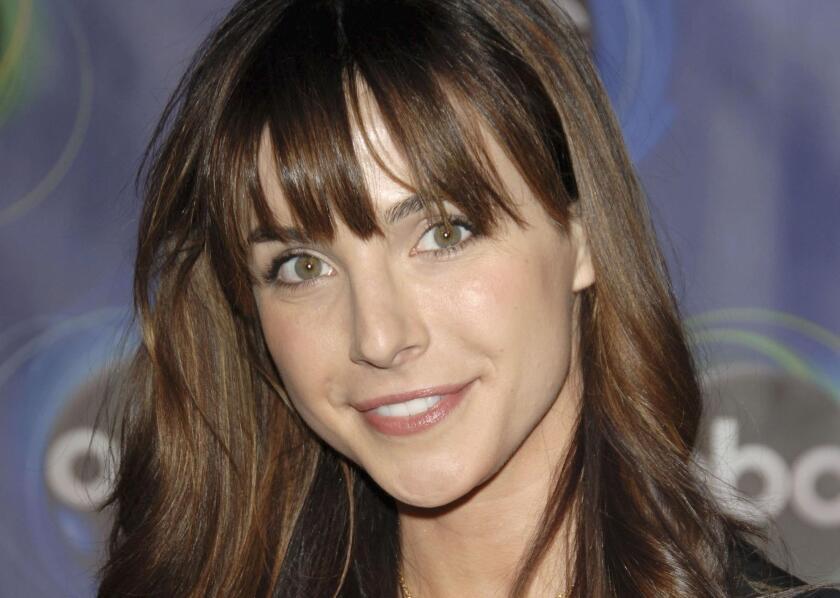 La actriz tenía 44 años de edad.