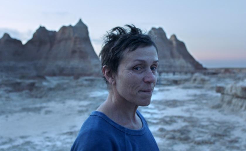 """Nomadland"""" de Chloe Zhoe debutará en festivales de otoño - Los Angeles Times"""