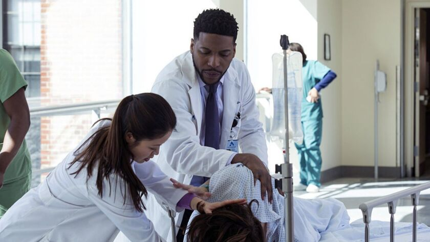 Review: Two looks at hospitals and healthcare come to TV