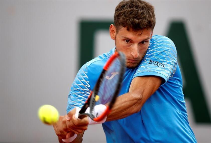 Pablo Carreño, tenista español. EFE/Archivo