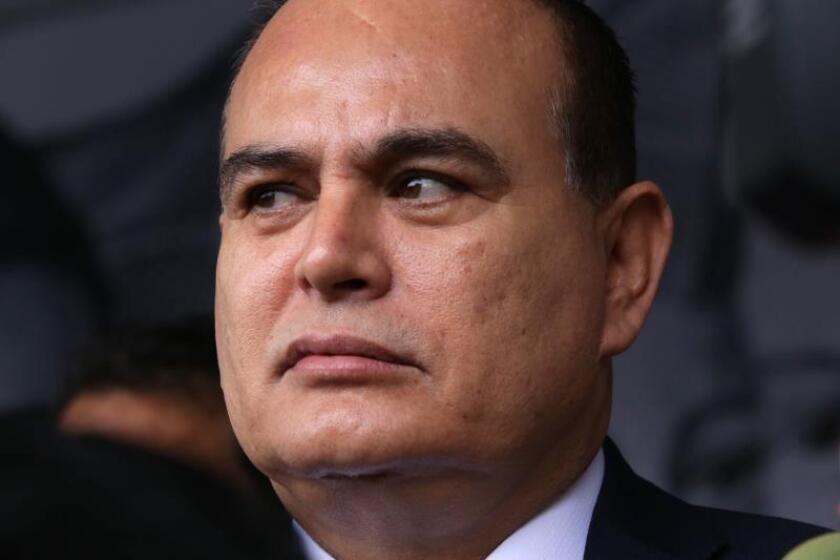 Muere titular de Seguridad de estado mexicano de Michoacán en accidente aéreo