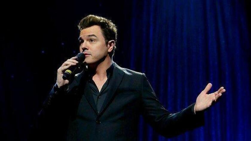 Seth MacFarlane is one of the performers slated for this year's bayside concert series. (/ Getty image)