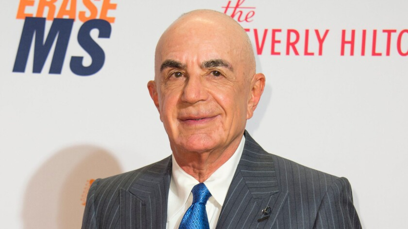 Robert Shapiro, shown in April at the Race to Erase MS Gala in Beverly Hills, recently sat down for an interview with Fox News Channel's Megyn Kelly.