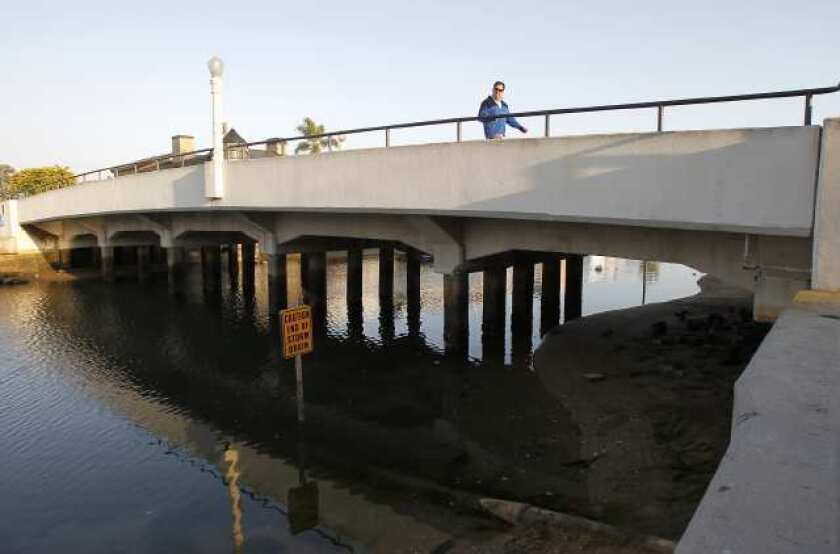 Replacing bridge will be some feat