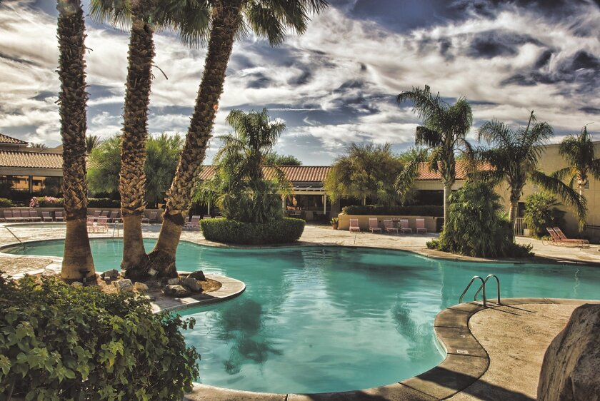 Miracle Springs Resort has a $99 deal for a two-night stay Sunday through Thursday, until Sept. 30.