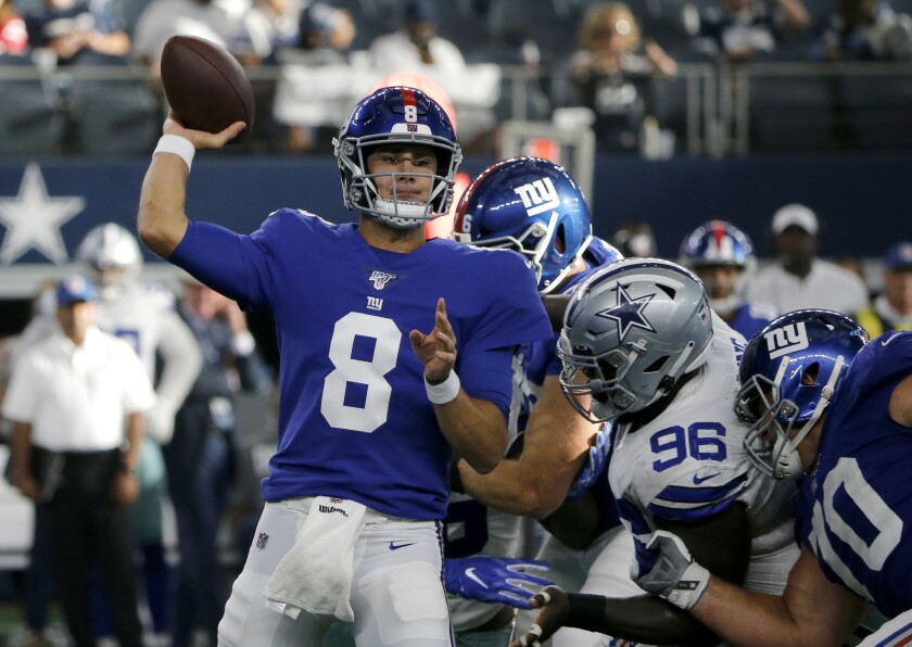 Image result for Giants lose to Prescott