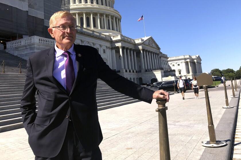 Leaving Congress