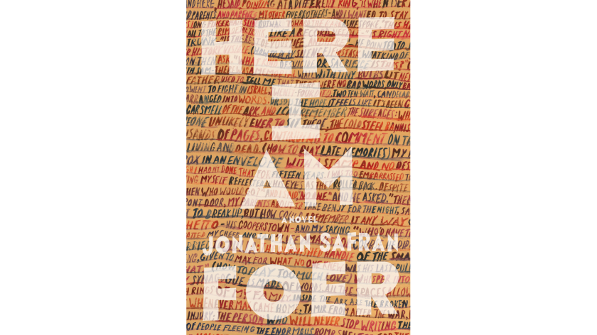 """Here I Am"" by Jonathan Safran Foer"