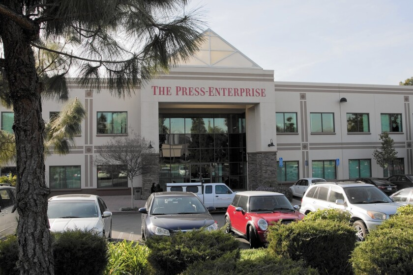 What's next for Orange County Register buyer Digital First? - Los
