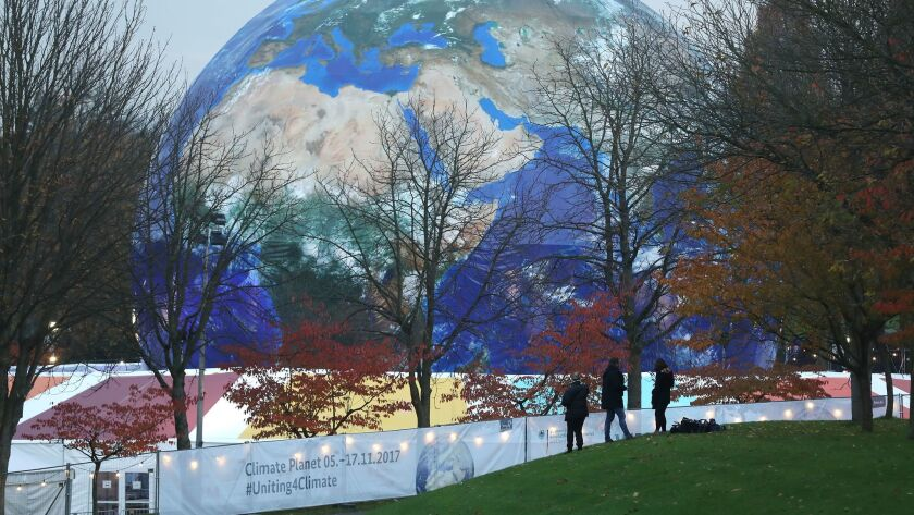 COP 23 United Nations Climate Conference In Bonn