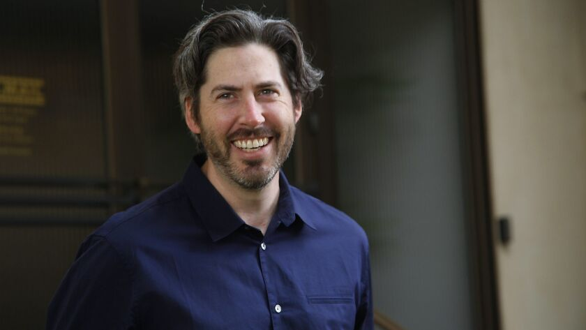 "CULVER CITY, CA., OCTOBER 8, 2018 ---Director Jason Reitman whose film ""The Front Runner"" chronicles"
