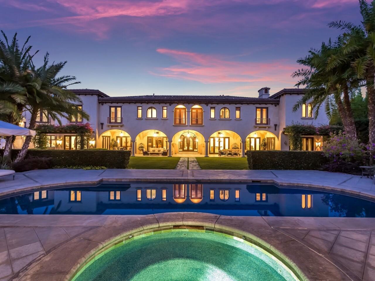 Barry Bonds' former home | Hot Property
