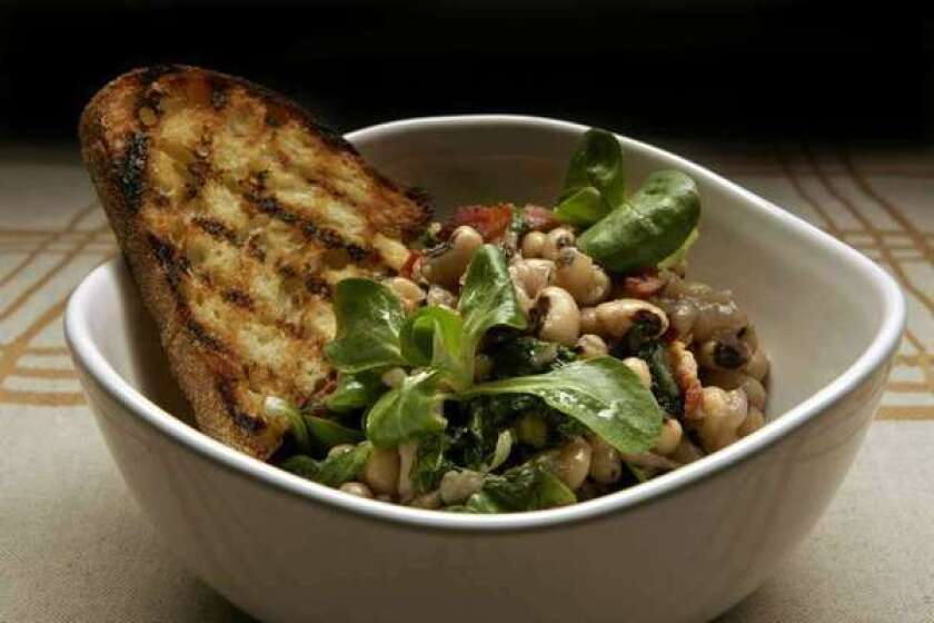 Black-eyed pea recipes for the new year