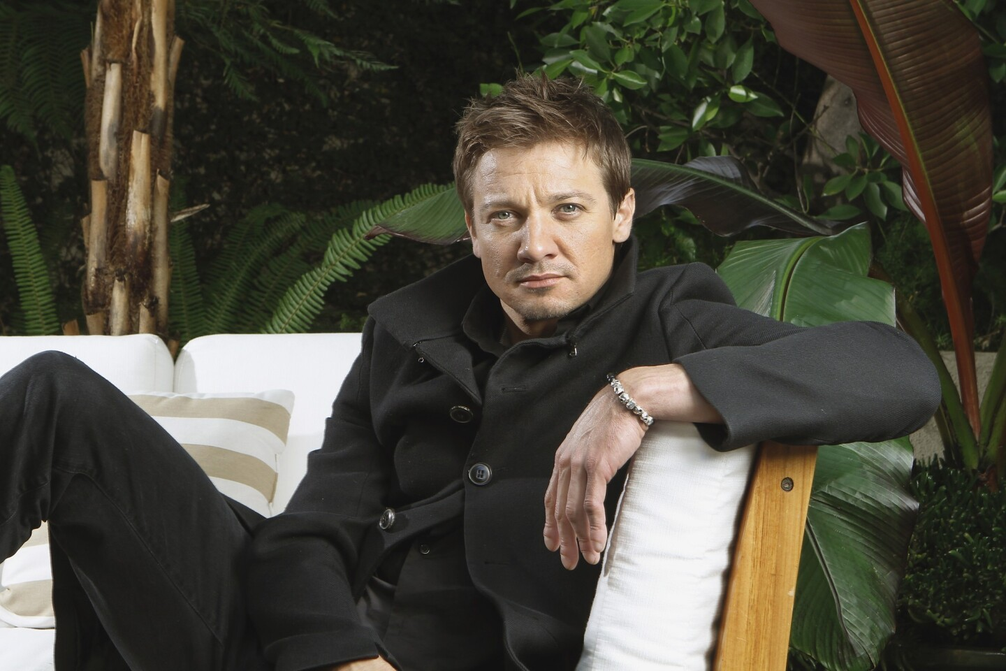 Jeremy Renner | Career in pictures