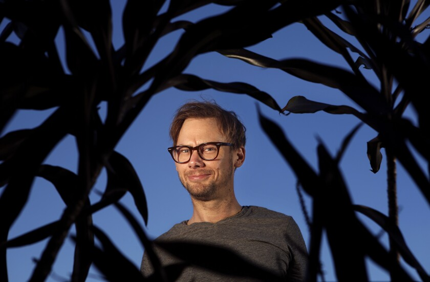 Jimmi Simpson, shown in 2015, is having a big year on TV.