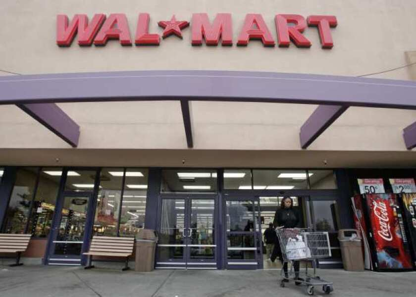 Wal-Mart latest to leave conservative advocacy group ALEC