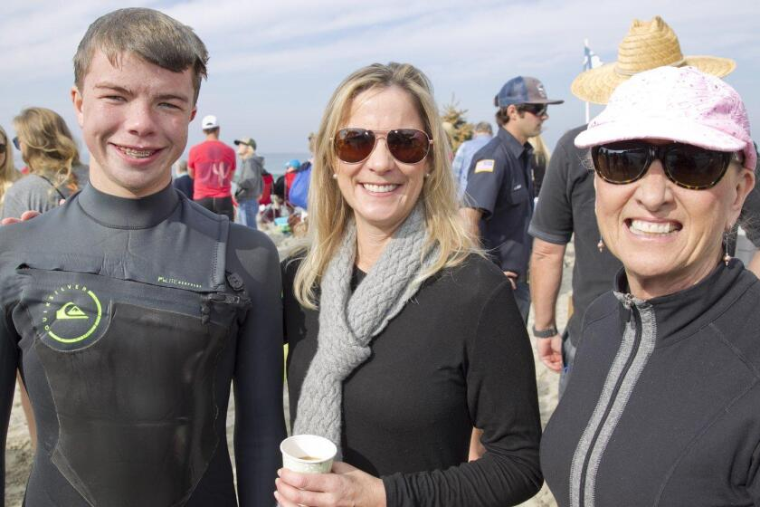 Penguin Plunge welcomes 2018