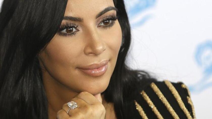 Foto de archivo. de Kim Kardashian