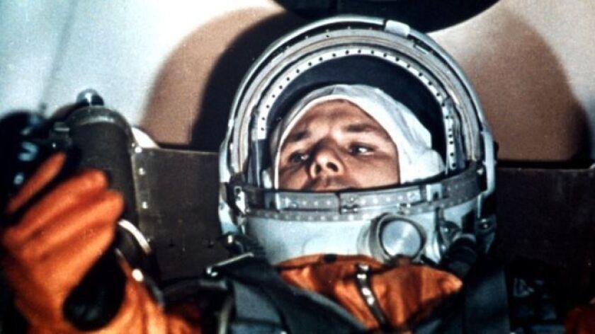Yuri Gagarin, el hijo de campesinos soviéticos que conquistó el espacio.