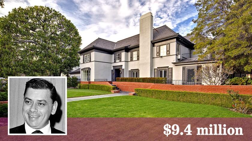 Songwriter Robert Sherman's house sells in Beverly Hills.