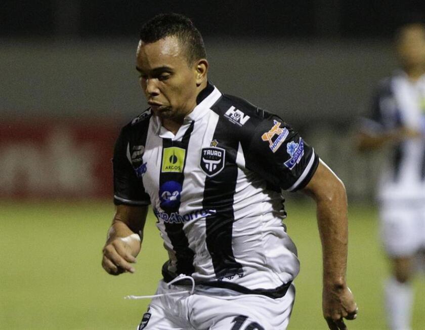 """'Chuito', como es conocido el jugador panameño, antes de su salida hacia tierras colombianas señaló que """"es un nueva era en su carrera"""" y que todo lo hace para ser un mejor futbolista. EFE/Archivo"""