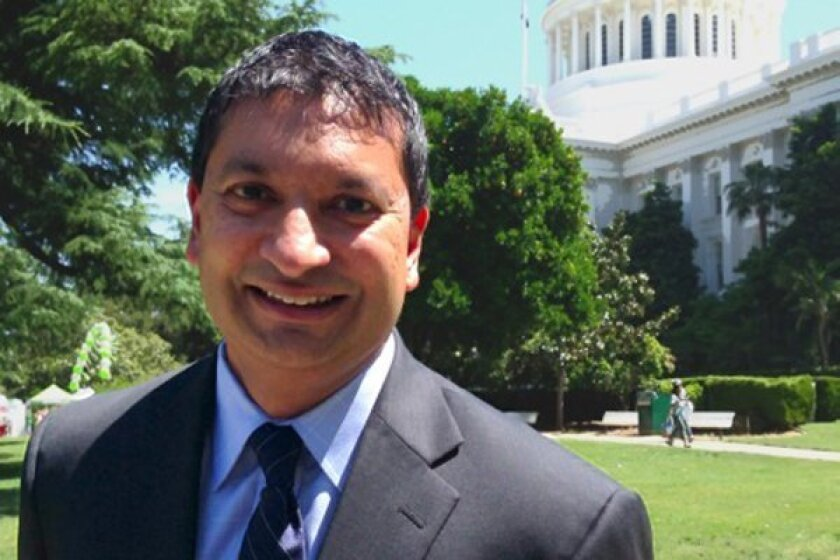 Gov. Jerry Brown appointed Sid Voorakkara to focus on attracting, expanding and retaining businesses in San Diego.