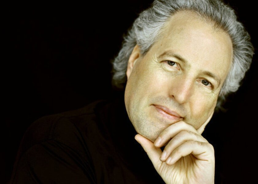 Pittsburgh's Manfred Honeck is set to conduct the Los Angeles Philharmonic this weekend at Disney Hall.