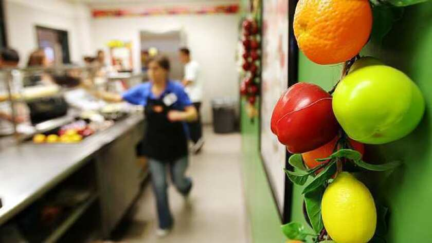 Budget cuts will mean added pressure on summer meals program in Burbank