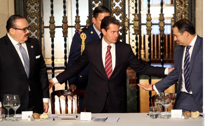 Ante la posibilidad de que Estados Unidos salga del Tratado de Libre Comercio (TLC), el Presidente Enrique Peña destacó que, independientemente del resultado de la renegociación, ambos países tendrán que ser socios cercanos.