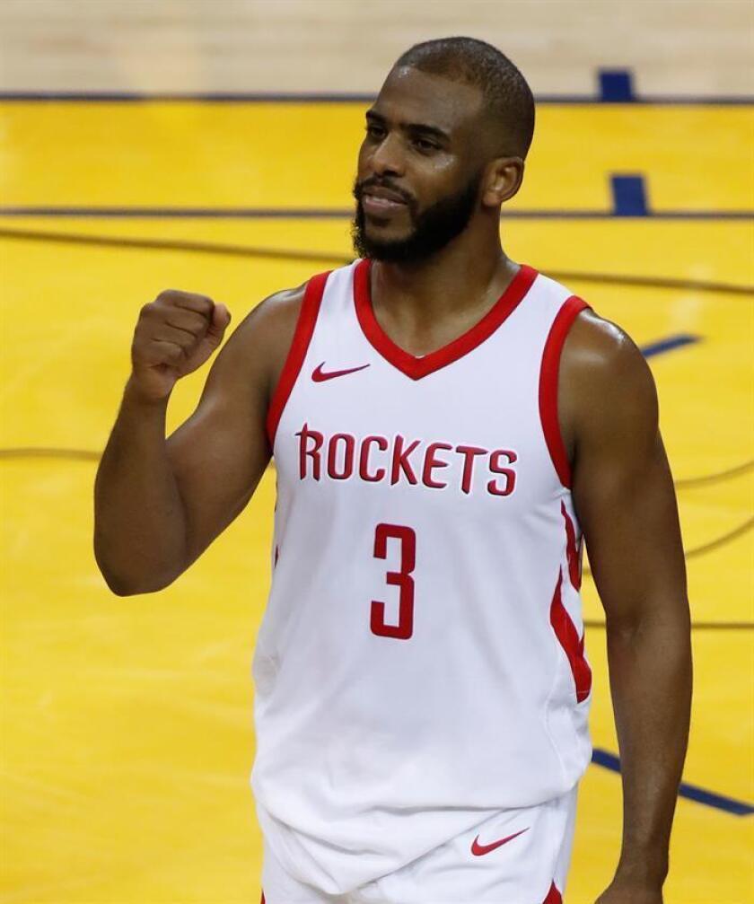Paul y los Rockets llegan a un acuerdo para firmar un contrato por 160 millones