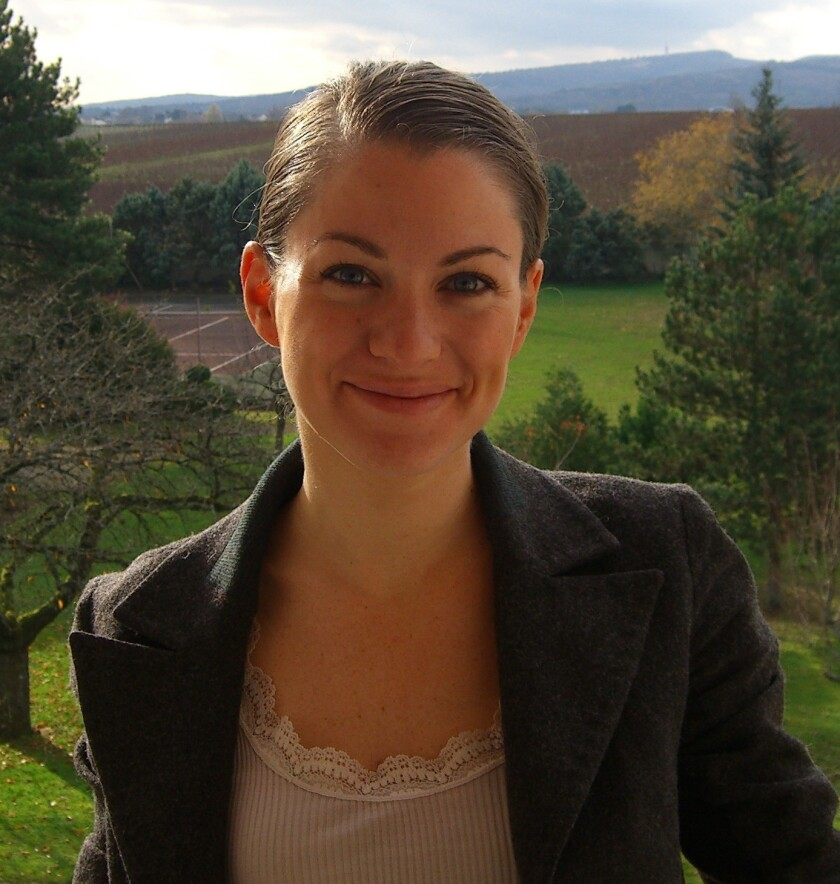 Jasmine Hirsch of Hirsch Vineyards talks about two wines from a small area of the Loire Valley in France called Brézé.
