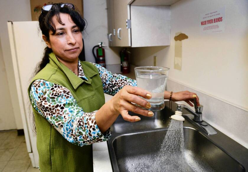 Funding to improve drinking water has come at a slow drip