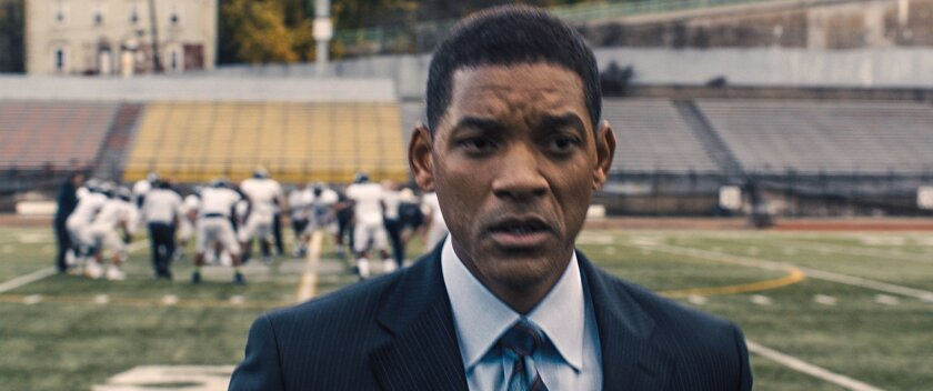 """Will Smith is Dr. Bennet Omalu, in a scene from Columbia Pictures' """"Concussion."""""""