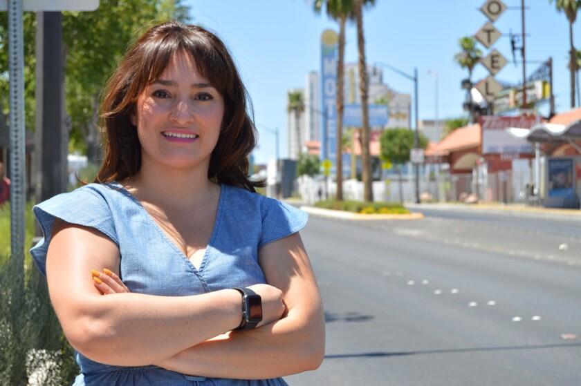 Mayra Salinas-Menjivar