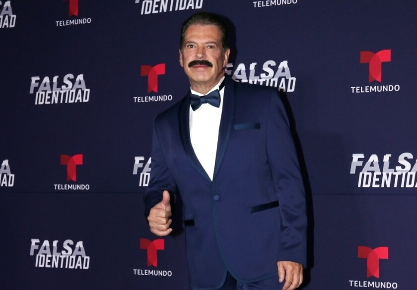 """El actor Sergio Goyri calificó de """"pinc.. india"""" a Yalitza Aparicio, nominada al Óscar como Mejor Actriz por su papel en """"Roma""""."""