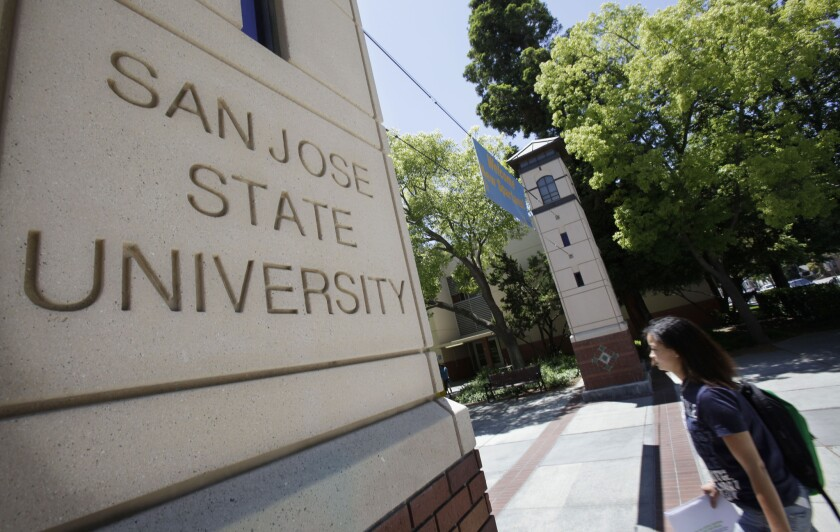 San Jose State online initiative to expand in Cal State system